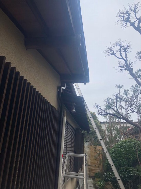 奈良市の瓦屋根無料点検