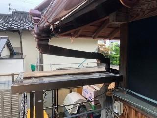 新しい雨樋2