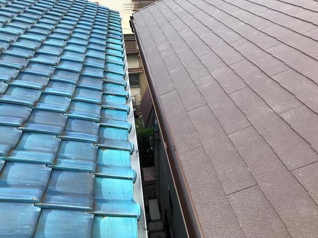天理市の屋根葺き替え工事完了