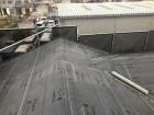 大屋根にTAJIMAのルーフィング