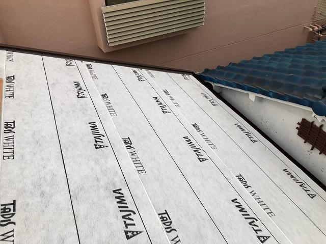 防止紙はタディスホワイト使用