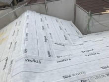 奈良市 防水シート設置