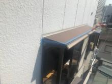 出窓のシーリング補修