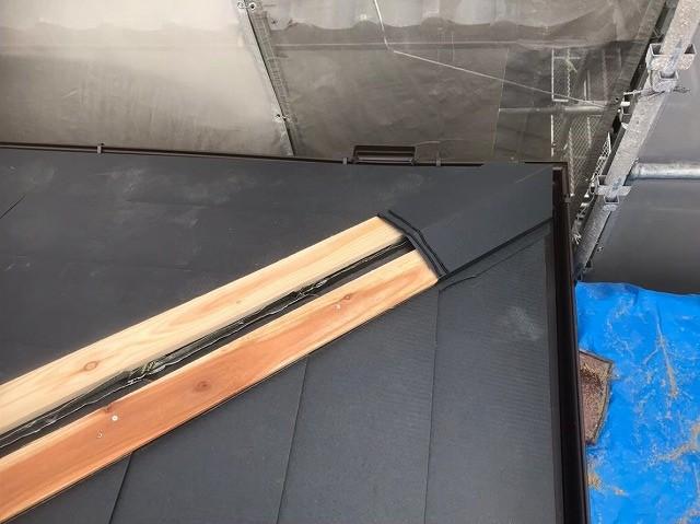 香芝市 貫板 設置