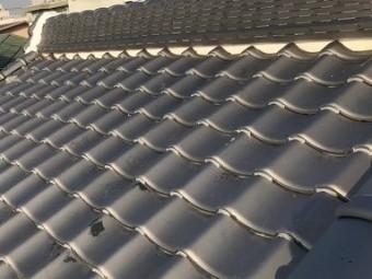 三郷町 複合型瓦屋根 部分補修