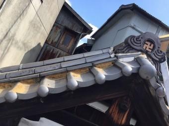 お地蔵さま屋根