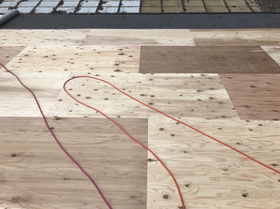 天理市3 野地板