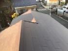 スーパーガルテクトで最新の屋根