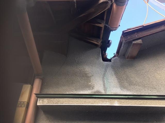 葛城町 複合屋根