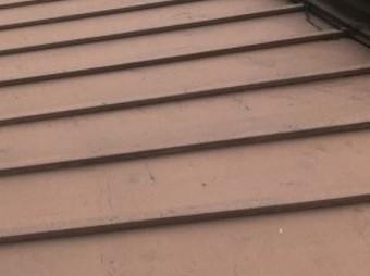 瓦棒葺きトタン