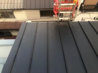 ガルテクトの立平葺き