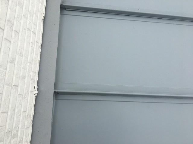 香芝市の瓦棒葺きトタン屋根施工後