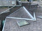 工事前のスレート屋根の様子