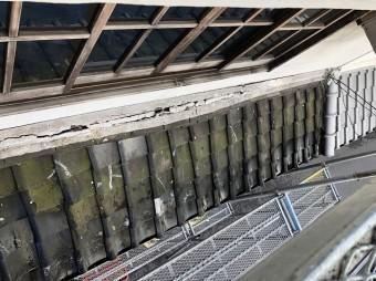 奈良市 下屋根 無料点検